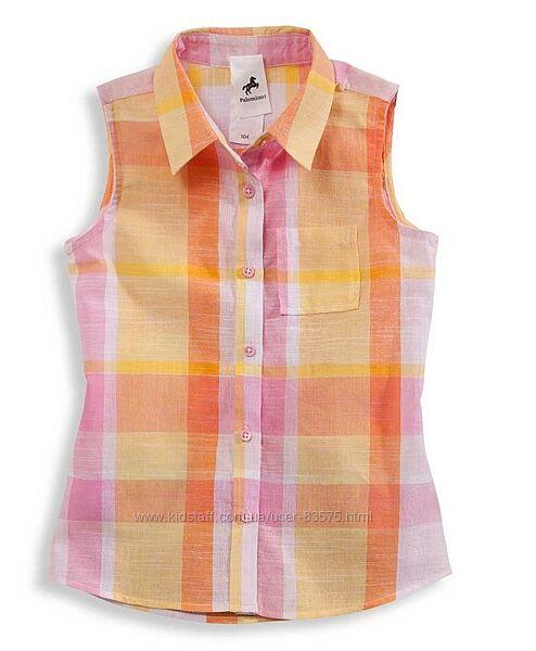 Легкая хлопковая рубашка-майка C&A Palomino