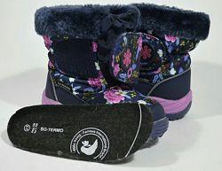 Зимняя распродажаB&G Зимние термосапоги , дутики , сноубутсы красивейшие