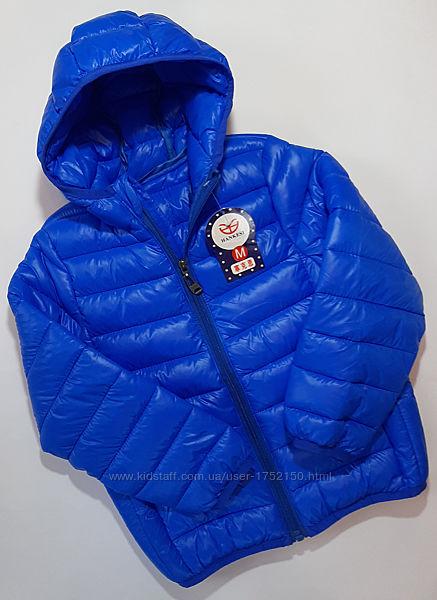 Детская демисезонная куртка на мальчика M - XXXL