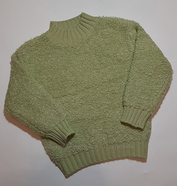 Детский свитер на девочку 110 - 150