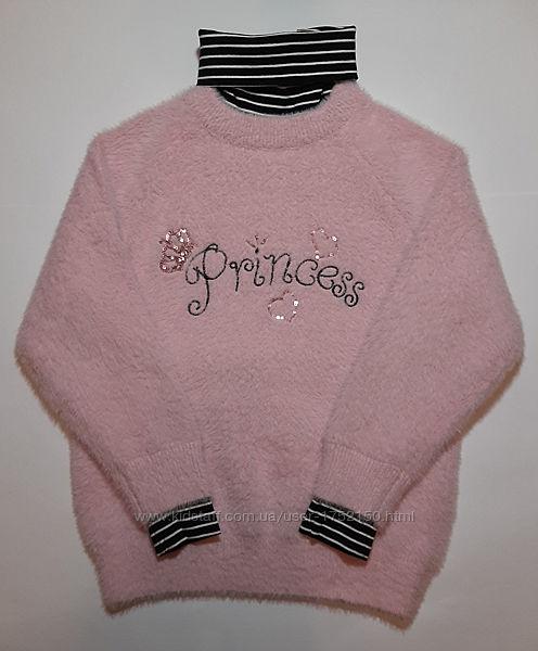 Детский свитер на девочку 130 - 170