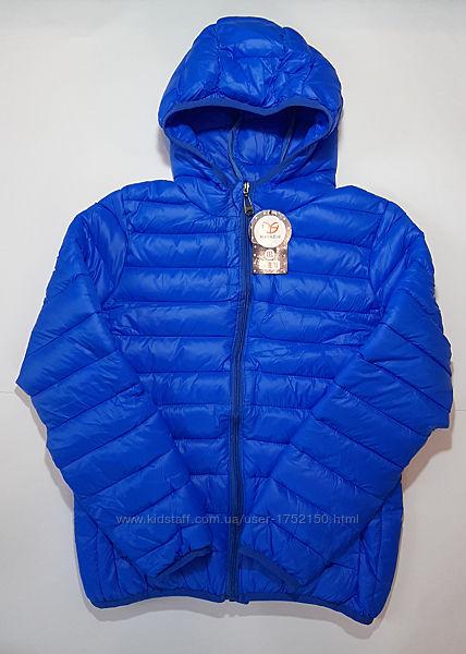Детская демисезонная куртка на мальчика 4XL - 6XL