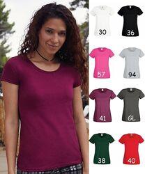Женская футболка премиум качество 100 хлопок ringspun плотная и мягкая