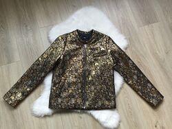 Брендовая куртка ветровка пиджак бомбер Asos S демисезонная курточка
