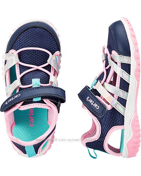Летние кроссовки, босоножки на девочку Carters
