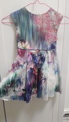 Платье некст 3-4г.