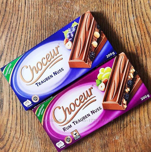Шоколад Choceur