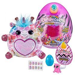 Мягкая игрушка -сюрприз RainBocorns MiNi, Rainbocorns