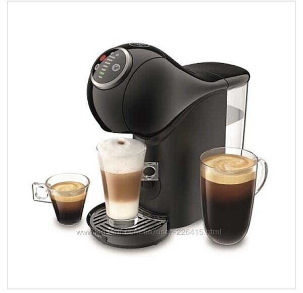 Капсульная кофеварка Dolce Gusto GENIO S PLUS