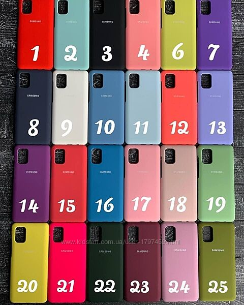 Чехол силиконовый для Хiaomi, Samsung, Huawei качество оригинал