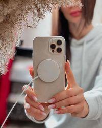 Беспроводное Зарядное Устройство Apple MagSafe Charger White