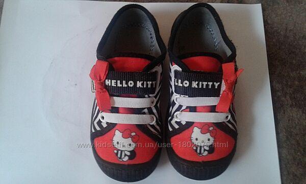 Обувь Hello Kitty 26 размер