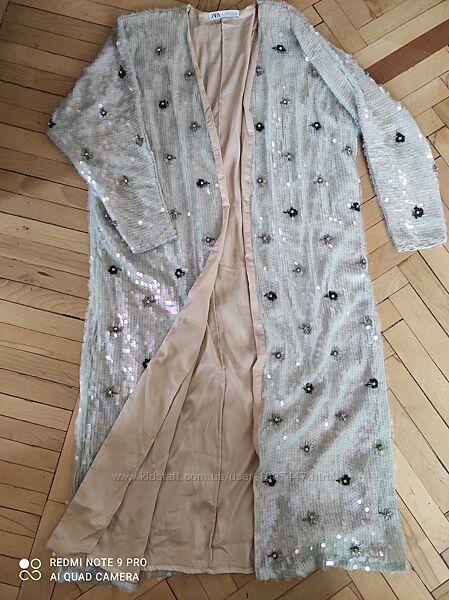 Летнее пальто Zara