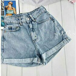 Женские джинсовые шорты разные модели