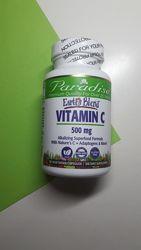 Витамин С, 500 мг, iherb