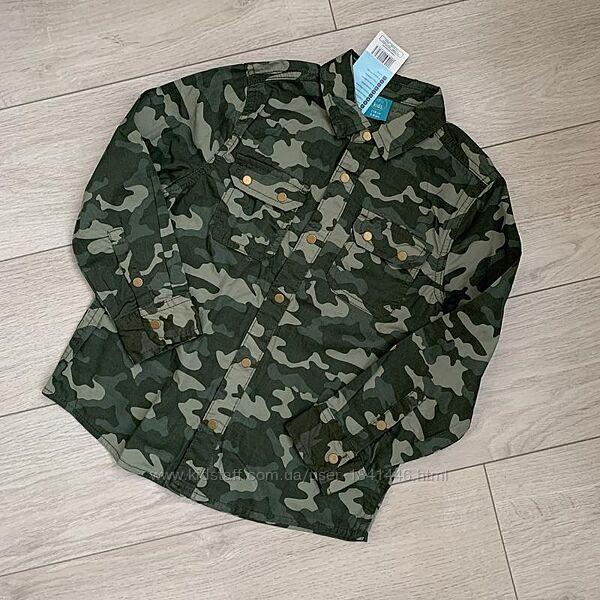 Нова камуфляжна сорочка