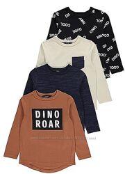 Реглан, кофта, топ, футболка с длинным рукаво George, как Next, H&M