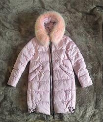 Пуховик зимнее пальто Jarius 42 размер