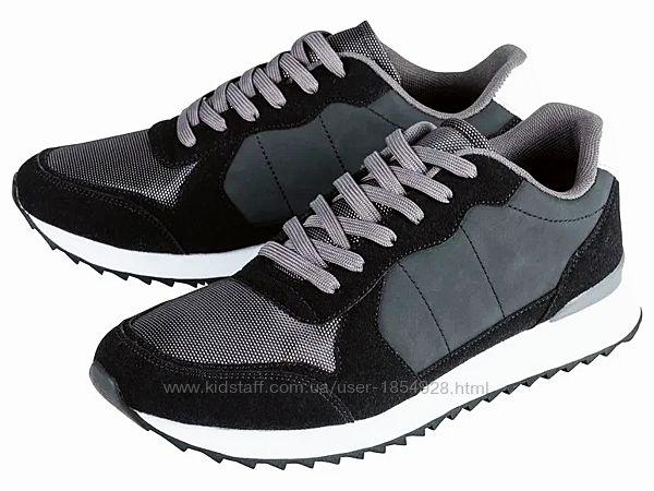 Оригинальные новые мужские кроссовки 44 р. Livergy.