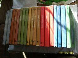 Страны и народы. Научно-популярное издание 19 томов.