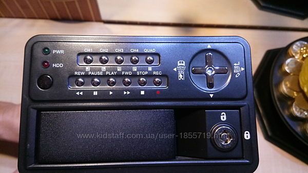 Видеорегистратор для видеонаблюдения D 3593 mini