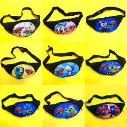Бананка гаманець сумка сумочка через плече Бравл старс Brawl роздріб та опт