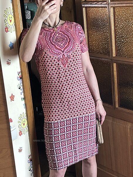 платье M&S Англия р. UK 8 на р.44 S