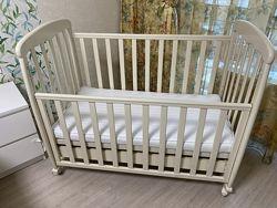 Детская кроватка Верес с матрасом
