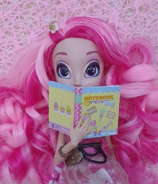 Кукла гибрид Ever After High Cupid с головой Star Darlings