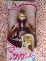 Японская кукла Licca Ликка лялька  Лікка НРФБ в коробке новая