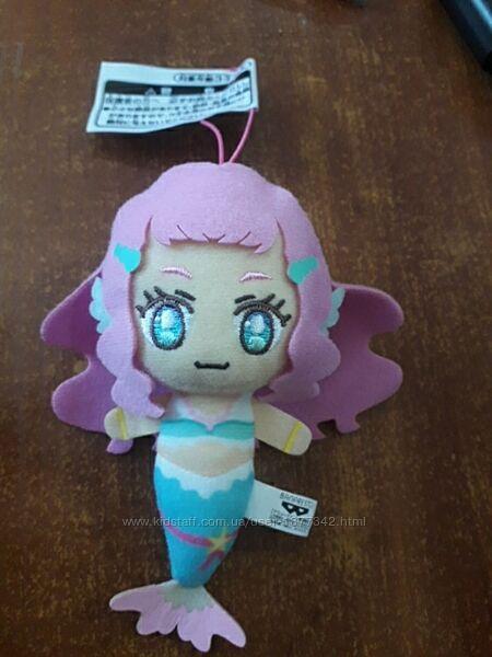 Брелок Русалочка плюшевый Pretty Cure Bandai Banpresto