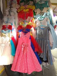 Детские нарядные платья оптом выгодно