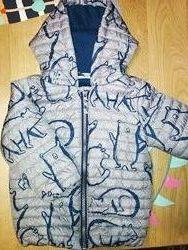 Куртка Next для мальчика курточка
