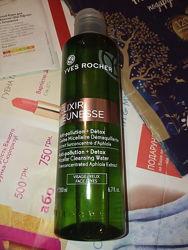 Мицеллярная вода-гель Elixir jeunesse детокс Yves rocher Ив роше