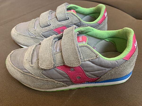 Крутые брендовые кроссовки для девочки, р.2 и р.3 американский
