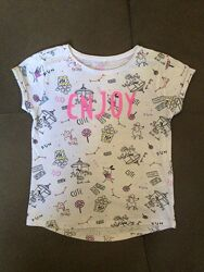 Крутые брендовые футболки девочке на 8-10 лет
