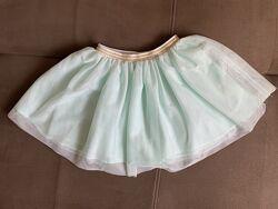 Красивейшие фатиновые юбочки для девочки на 6-8 лет