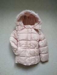 Minx теплая демисезонная куртка р.3-4