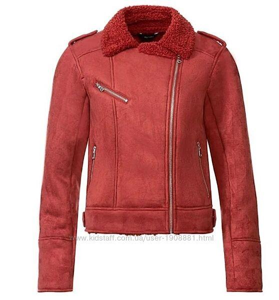 Акция Женская куртка эко-замша Esmara Германия