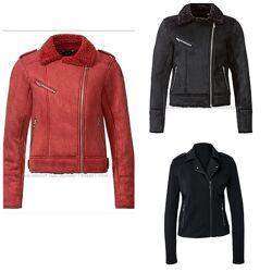 Женская куртка косуха Tchibo  Esmara Германия