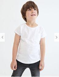 Reserved новая футболка мальчику р. 110, 128, 134, 146