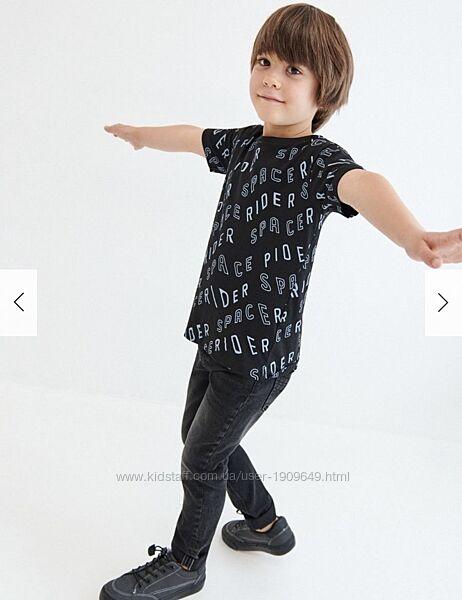 Reserved новая футболка мальчику р. 110