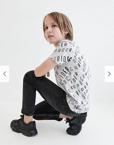 Reserved новая футболка мальчику р. 116, 122, 128