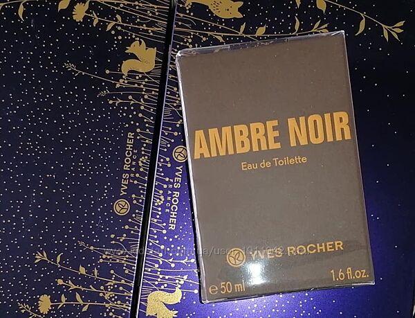 Черная амбра Ив Роше 50мл Ambre Noir  Yves Rocher