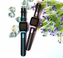 Детские умные часы Smart Baby Watch W19