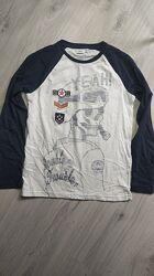 Реглан, футболка с длинным рукавом рост 146 см, 116см, 92см, ovs