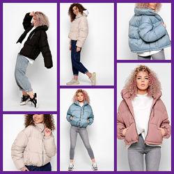Женская демисезонная  куртка фасона оверсайз ТМ  X-WOYZ