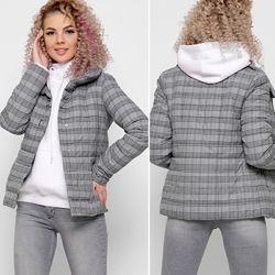 Демисезонная женская куртка.