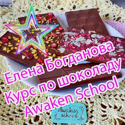 Елена Богданова - Курс по шоколаду Awaken School