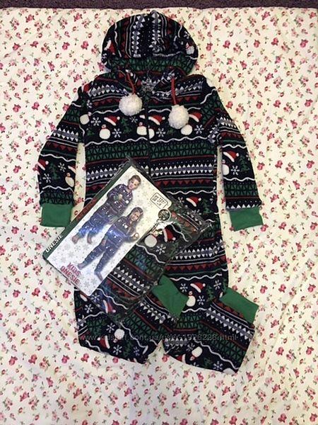Детская пижама кигурумм